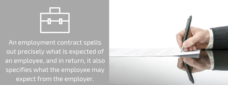 Drafting Employee Contracts